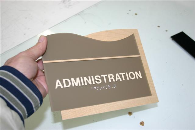 medical office signs gsa